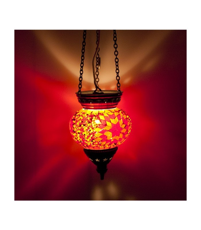 Turkish Lamps ( Maftuha) - Murano Glass - Mosaic