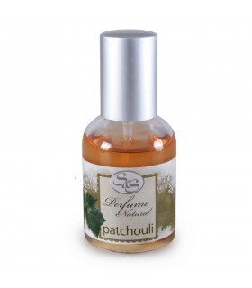 Patchouli - Perfume Natural - S & S - 50ml