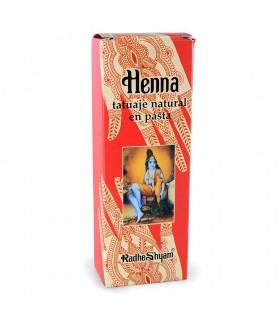 Kit-Tätowierung Henna - Radhe Shyam - Tattoo - hohe Qualität