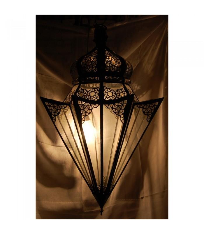 Lámpara de Cristal Paraguas - Andalusí - Arabe - 2 Colores