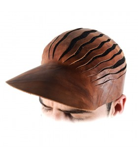 Artisan Leather Cap - Folding - 2 Colors - Exclusive Limited