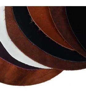 Gorra Cuero Artesana - Plegable - 2 Colores - Exclusiva Limitada