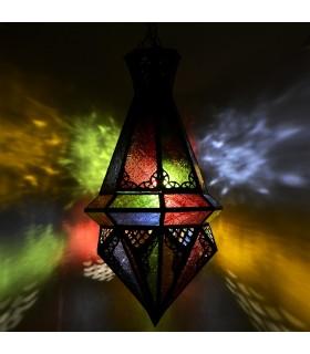 Lâmpada bolota Imperial - qualidade andaluz - 57 cm