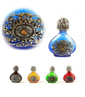 Декоративные бутылки - Альпака украшения и камень - 6 цветов