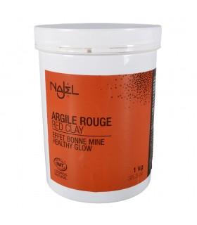 Arcilla Roja En Polvo - Cosmética Natural - Brillo Saludable - 1kg