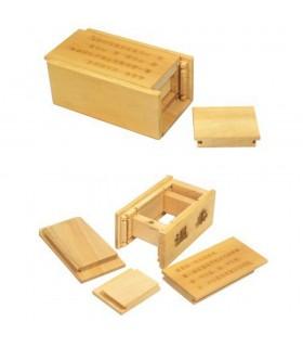 Caja Mágica Secreta - Juego Ingenio - Ejercite Su Maña