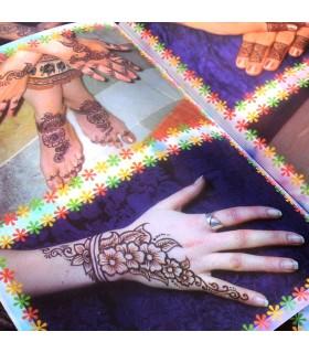 Catálogo Tatuaje Henna - Iniciación Al Arte Del Tatuaje