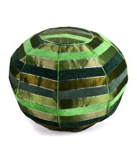 Puff Seda Cactus - Varios Colores - 50 cm - Relleno a Parte - Modelo Harir