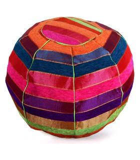 Puff Seda Cactus - NOVEDAD - Varios Colores - 50 cm
