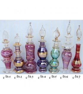 Perfumero Artesano Cristal Tamaño 3 - 11 cm