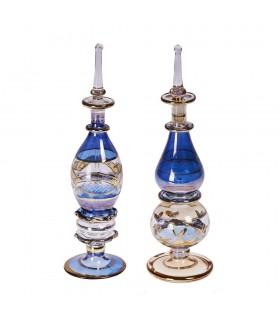 Perfumero Artesano Cristal Tamaño 4 - 16 cm