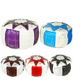 Two-tone Puff Leatherette - Various Colors - Recommended