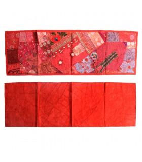 Tapete Patchwork Largo - 150 x 48 cm - Varios Colores