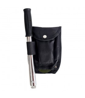 Kit Supervivenvia field - axe, shovel and Sierra - Adaptable handle