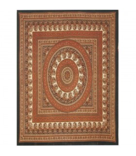 India-Cotton- Chandni Floral -Artisan-140 x 210 cm