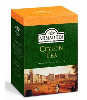 Té Ceylan - AHMAD TEA LONDON - Calidad Premium 500 gr