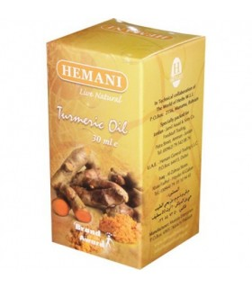 Turmeric - HEMANI - 30 ml oil
