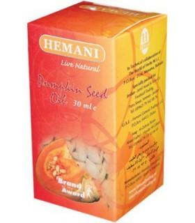 Huile de pépins de courge - HEMANI - 30 ml