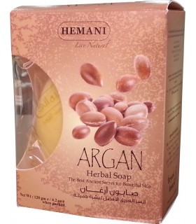 Jabón Natural De Argán HEMANI -