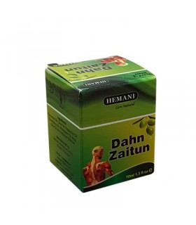 Dores de bálsamo com olive - Dahn Zaitun - para o músculo