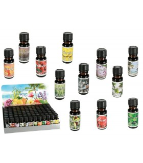 Aromatic oil for burner - 4 fragrances - 10 ml