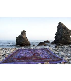 India-Cotton Fabric Tree of Life-Crafts-210 x 240 cm