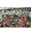 Lotus Cotton Fabric India- Budha Mosaic-Craft-240 x 210 cm