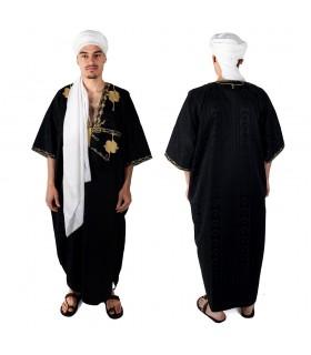Djellaba sahraoui - vêtement Original - différentes couleurs