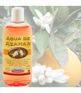 Agua de Azahar - 250 ml - Tonificador Natural