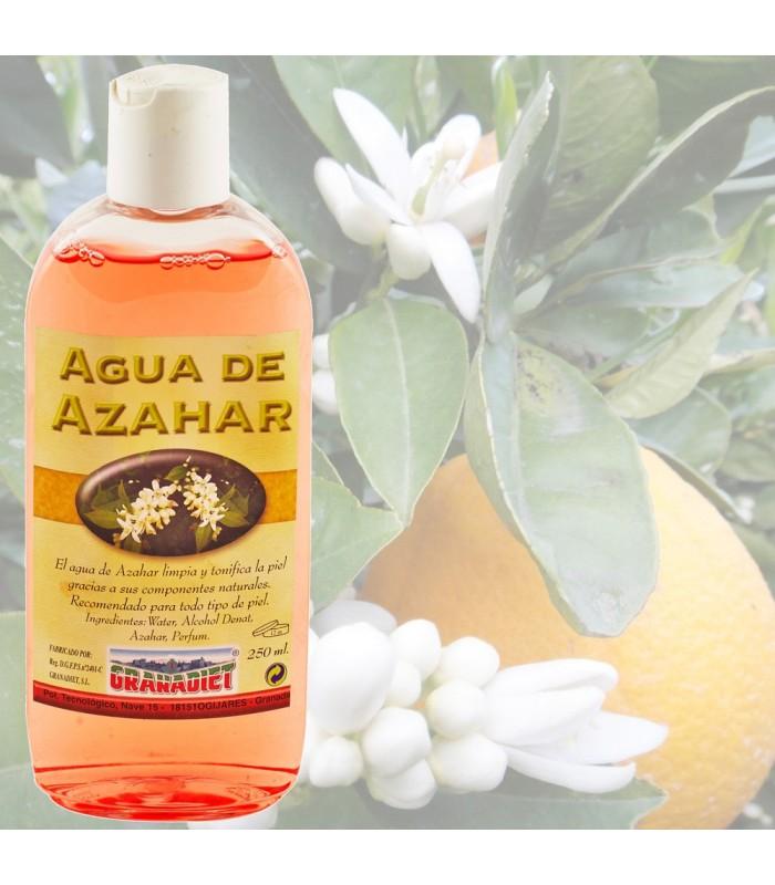Agua de Azahar - 250 ml - Tonificador Natural