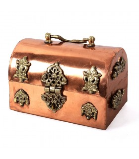 Set Three Little Trunk Copper