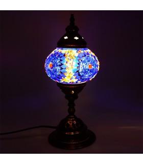 Lampara Turca - Suelo - Cristal Murano - Mosaico