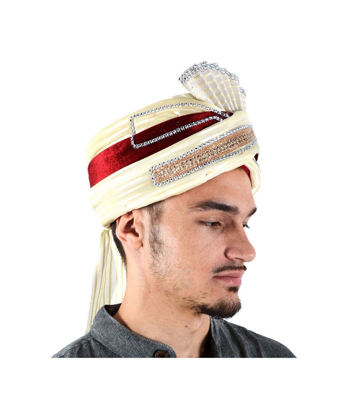 Hat Indian Fiesta Bright Decoration 2 Colors