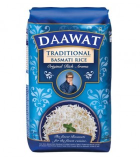Arroz Basmati Daawat - Máxima Calidad - 1 kg