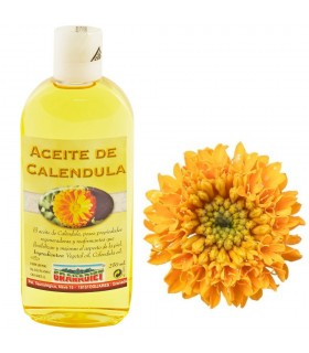 Calendula oil - 250 ml - 1 L.