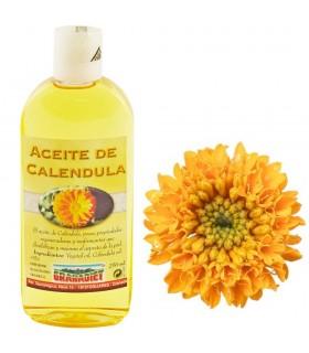 Aceite de Caléndula - 250 ml - 1 L.