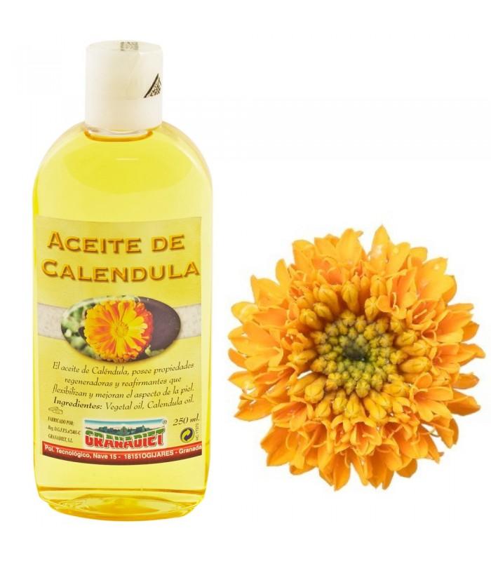 Calendula oil - 250 ml - 1 L.