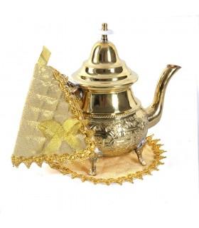 Morito Deluxe - maniglie e tovaglietta per il tè - novità