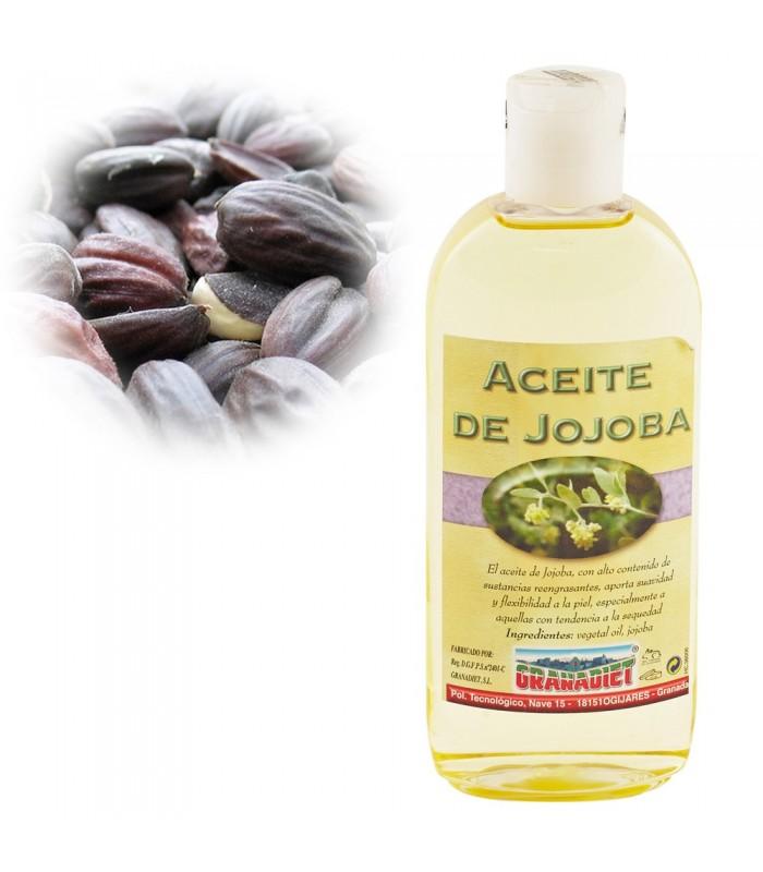 Jojoba oil - 250 ml. - 1 L.