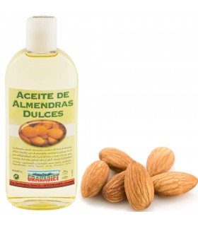 Sweet Almond Oil - 250 ml. - 1 L.