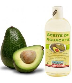 Óleo de abacate - 250 ml. - 1 L