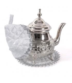Щелкунчик Deluxe - ручки и мат место для чая - Новинка