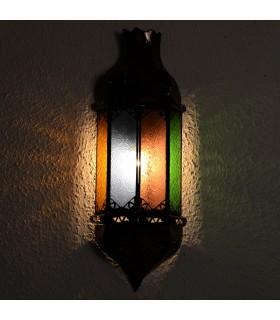 Aplique Cristal Calado - Multicolor - Alcazaba - 48 cm