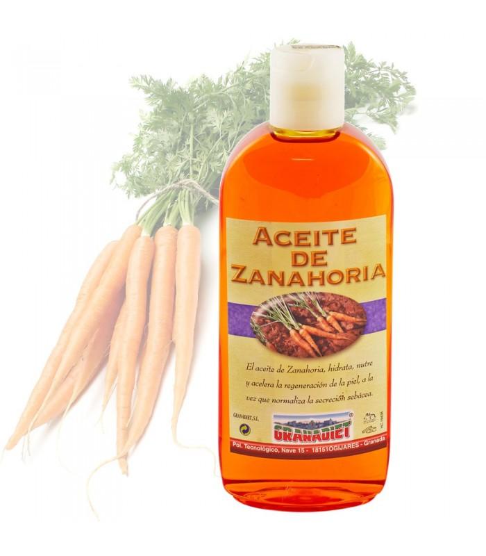 Carrot oil - 250 ml.
