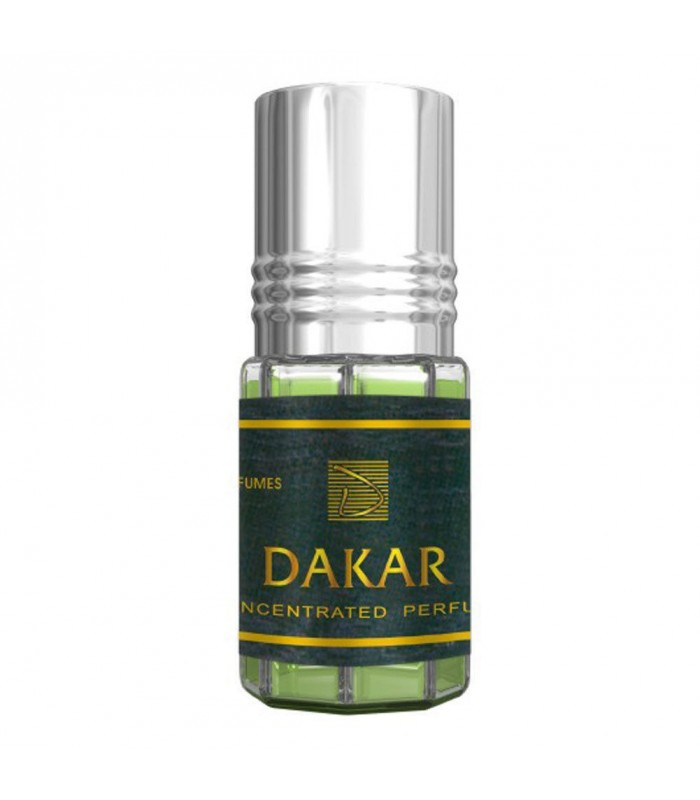 Perfume - DAKAR - Sin Alcohol - 3 ml