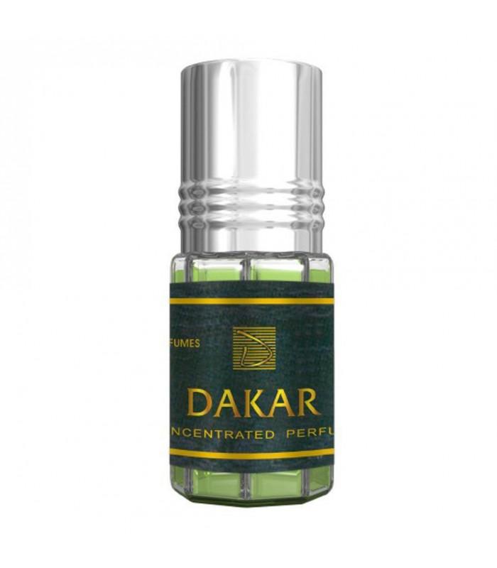 Perfume - DAKAR - without Alcohol - 3 ml