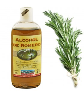 Alcohol of Rosemary - 250 ml. - 500 ml.