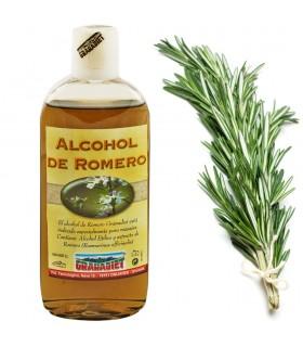 Álcool de alecrim - 250 ml. - 500 ml.