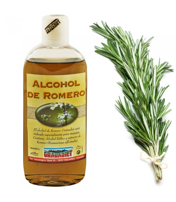Romero Alcohol - 250 ml. - 500 ml.