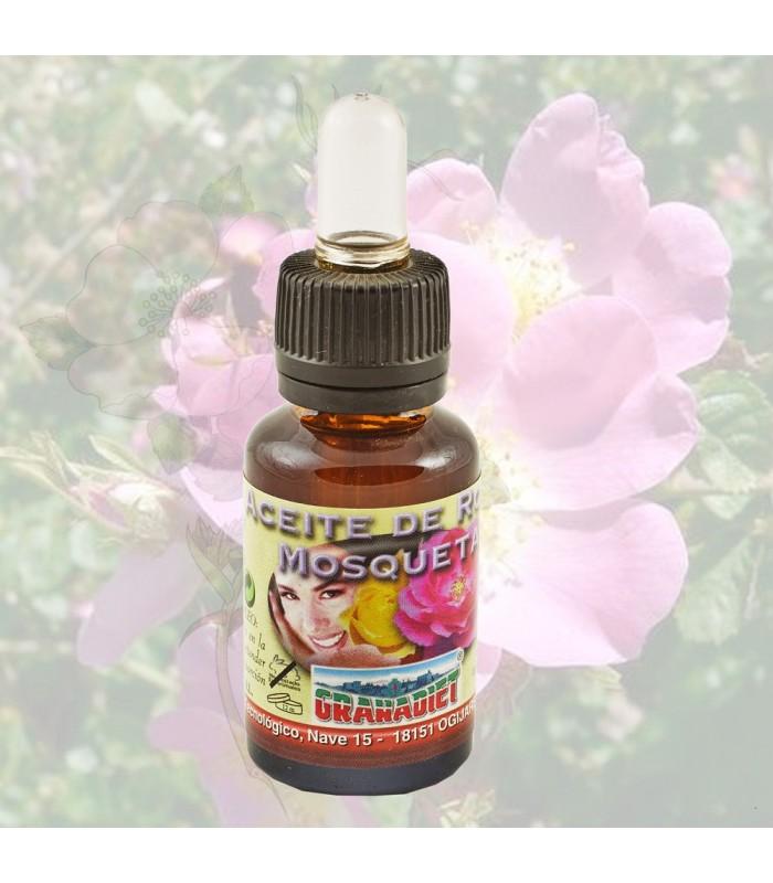 Aceite de Rosa Mosqueta - 15 ml. - 60 ml.